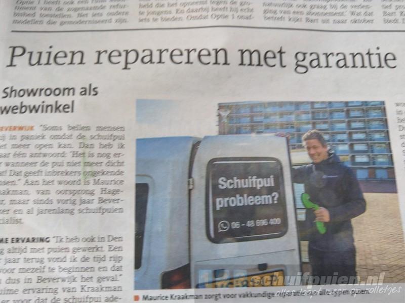 Advertentie-krant