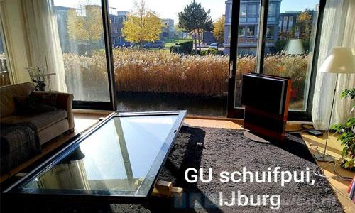 Gu-schuifpui-repareren